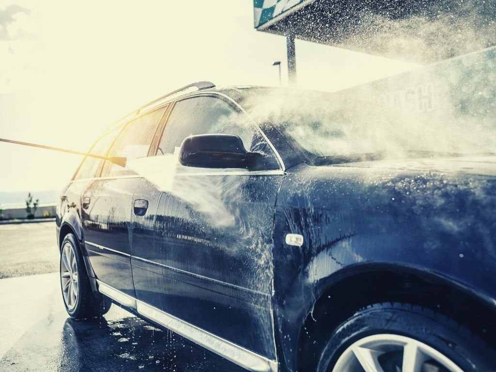 best electric pressure washers for car detailing